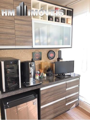 apartamento 3 dormitórios todo planejado - hmv2134 - 33607901