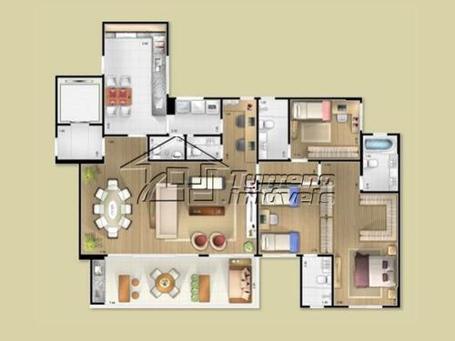 apartamento 3 dormitórios, varanda gourmet, 3 vagas em condomínio club
