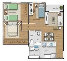 apartamento 3 dormitórios vila carrão 299 mil ref 1937