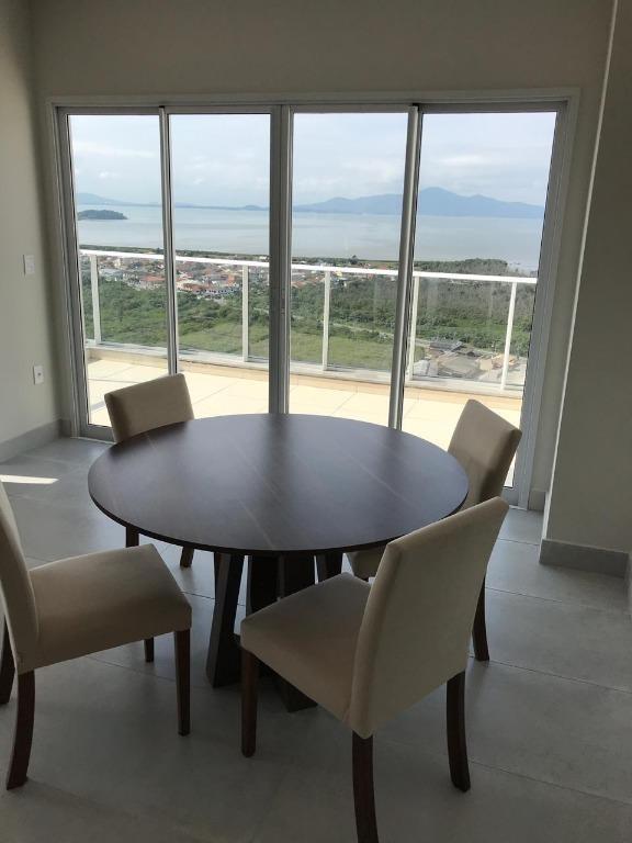 apartamento 3 dormitórios(suite) - na av elza luchi - vista para o mar - ap5626