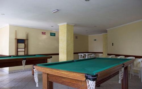 apartamento 3 dorms 1 suíte, todo mobiliado - vila tupi