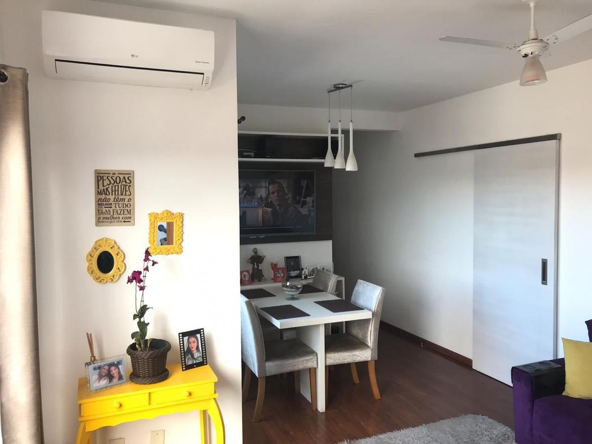 apartamento 3 dorms (suíte) 2 vagas de garagem - centro