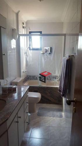 apartamento 3 dorms/suíte - 2 vagas - b.barcelona - scs - ap61856