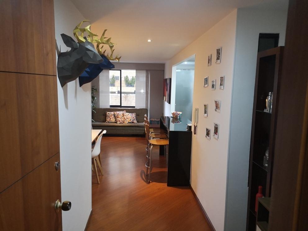 apartamento 3 hab cedritos