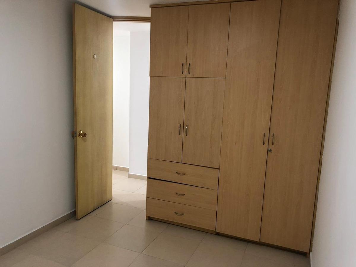 apartamento, 3 habitaciones, 2 baños, 1 parqueadero