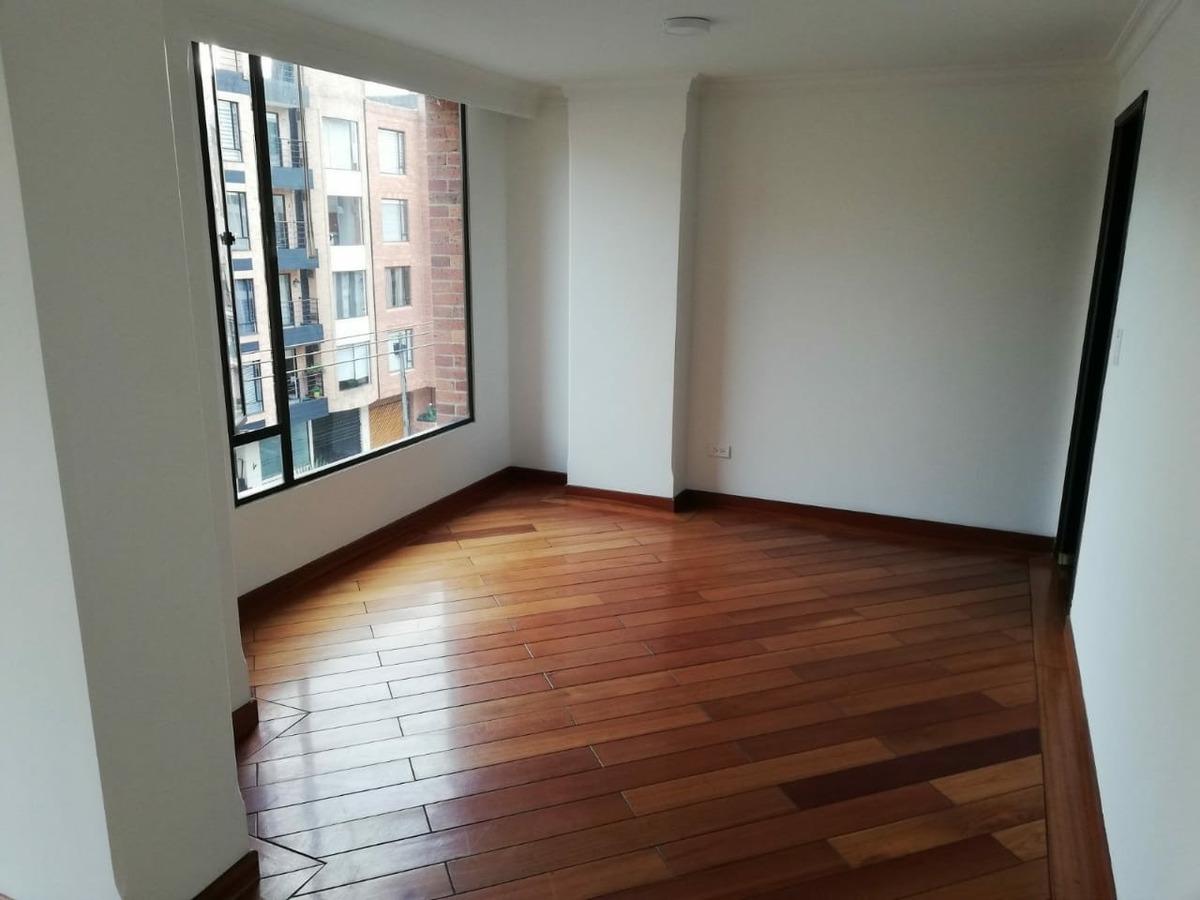 apartamento, 3 habitaciones, 2 baños cuarto de servicio