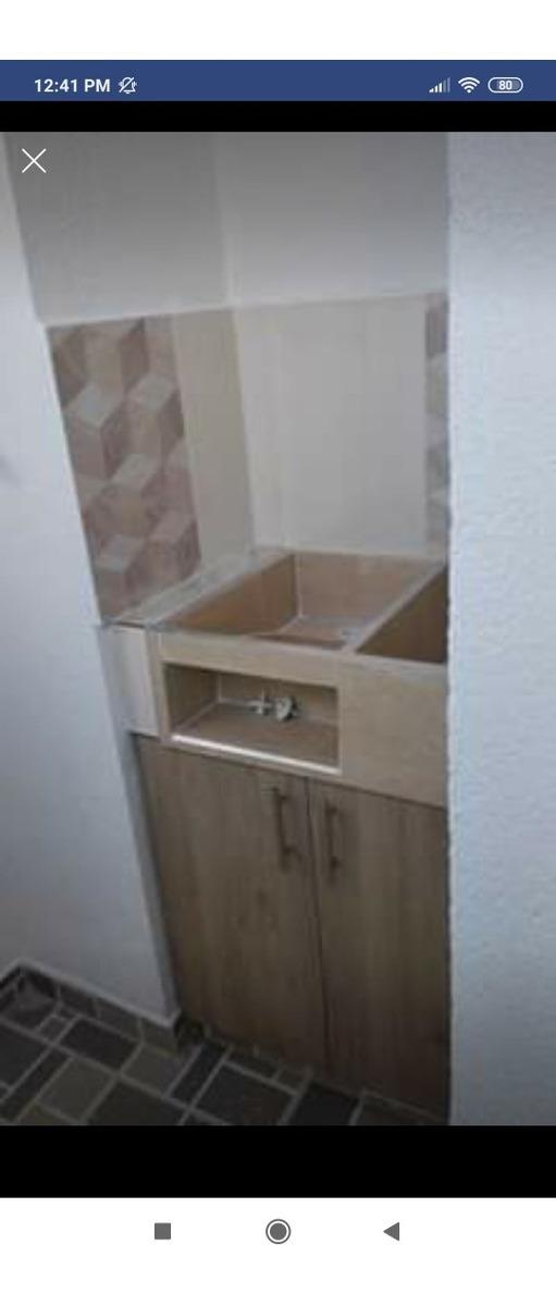 apartamento 3 habitaciones y dos baños en cabañas