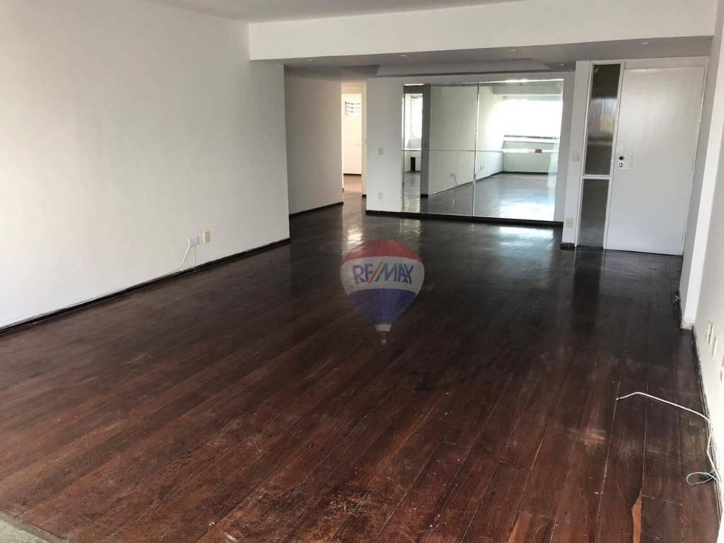 apartamento 3 qts - aflitos - 2 vagas de garagem - com taxas inclusas - ap0396