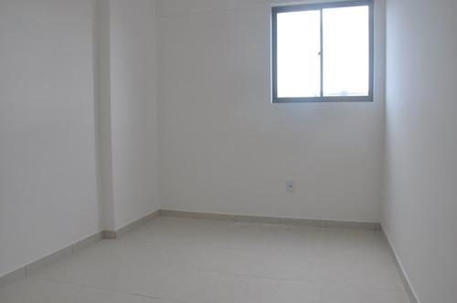 apartamento 3 quartos, 1 suíte, 2 vagas, jatiúca, maceió - al - 381