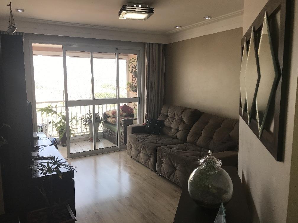 apartamento 3 quartos - 1 suíte / andar alto - zona leste sp