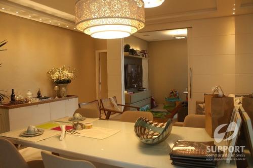 apartamento 3 quartos a venda na praia do morro - v-1107