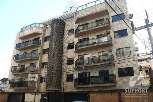 apartamento 3 quartos a venda no centro - v-1111