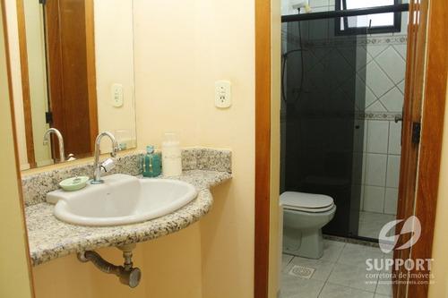 apartamento 3 quartos a venda no centro - v-1486