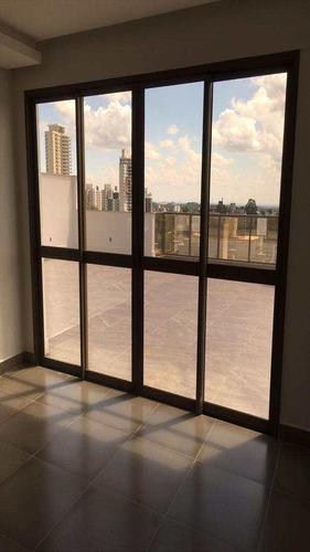 apartamento 3 quartos, centro, chapecó - r$ 798 mil, cod: 735 - v735
