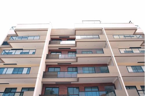 apartamento 3 quartos com armários na freguesia | uruçanga