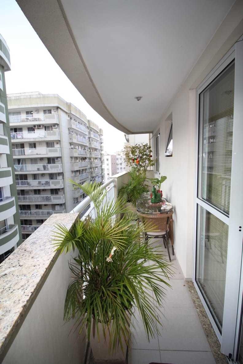 apartamento 3 quartos condomínio quartier carioca