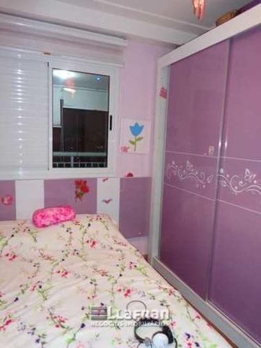 apartamento 3 quartos jardim wanda taboão da serra - 2156-1