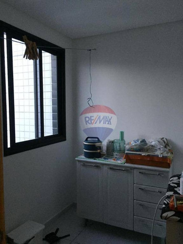 apartamento 3 quartos, mobiliado na  madalena - com taxas inclusas - ap0478