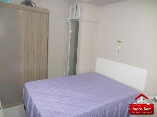 apartamento 3 quartos no centro de são pedro da aldeia/rj - ap3-048