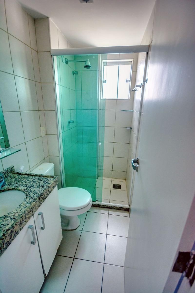apartamento 3 quartos no cocó, varanda, piscina, garagem