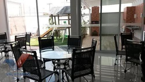 apartamento 3 quartos para venda em palmas, plano diretor sul, 3 dormitórios, 1 suíte - 456868