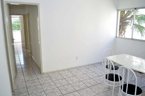 apartamento 3 quartos semimobiliado - 12007