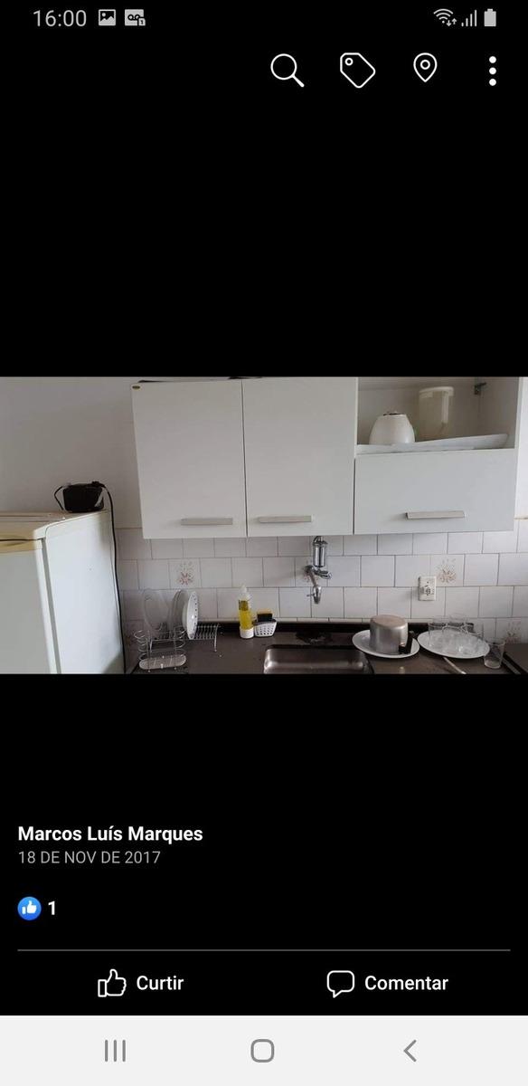 apartamento 3 quartos sl, cz, banh, área, garagem