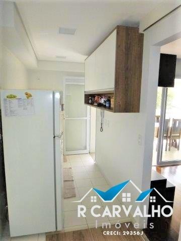 apartamento 3 quartos varanda c/ churrasqueira - 639