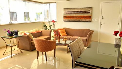apartamento 3 quartos à venda, 2 quarto(s), belo horizonte/mg - 6636