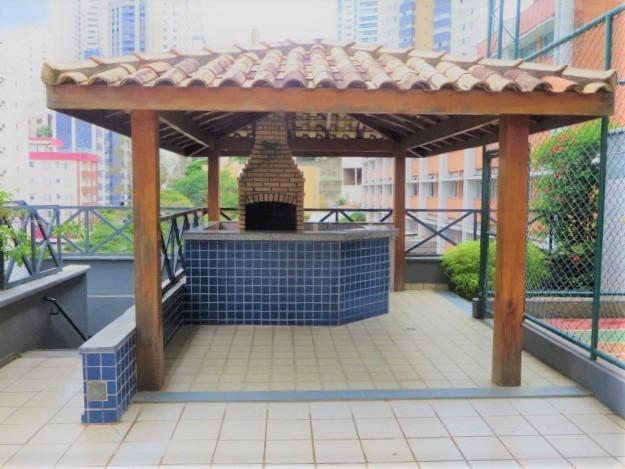 apartamento 3 quartos à venda, 3 quartos, 1 vaga, gutierrez - belo horizonte/mg - 13863