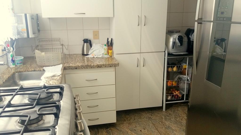 apartamento 3 quartos à venda, 3 quartos, 2 vagas, funcionários - belo horizonte/mg - 10883