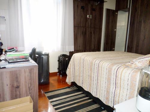 apartamento 3 quartos à venda, 3 quarto(s), belo horizonte/mg - 3716