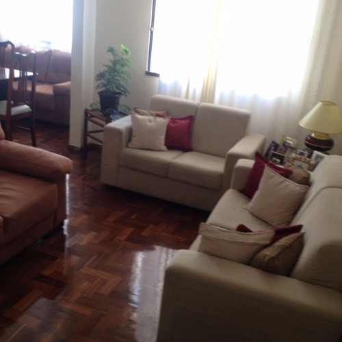 apartamento 3 quartos à venda, 3 quarto(s), belo horizonte/mg - 4464