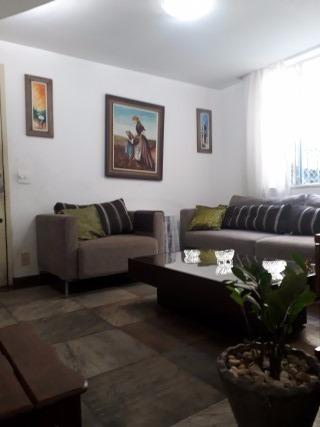 apartamento 3 quartos à venda, 3 quarto(s), belo horizonte/mg - 5521
