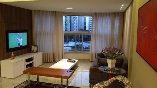 apartamento 3 quartos à venda, 3 quarto(s), belo horizonte/mg - 6524