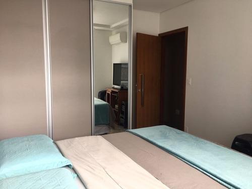 apartamento 3 quartos à venda, 3 quarto(s), belo horizonte/mg - 6634