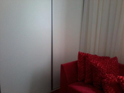 apartamento 3 quartos à venda, 3 quarto(s), belo horizonte/mg - 6858