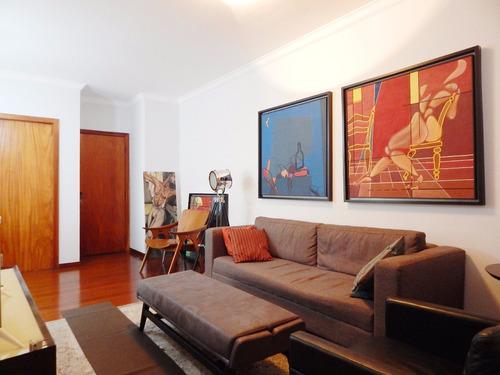 apartamento 3 quartos à venda, 3 quarto(s), belo horizonte/mg - 8068