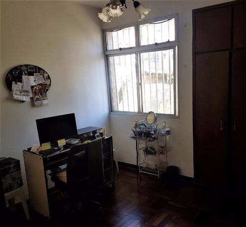 apartamento 3 quartos à venda, 3 quarto(s), belo horizonte/mg - 8121