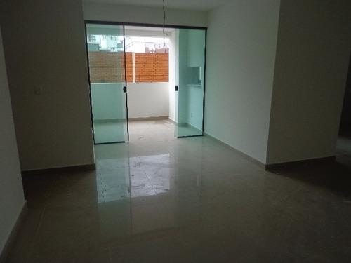 apartamento 3 quartos à venda, 3 quarto(s), belo horizonte/mg - 8544
