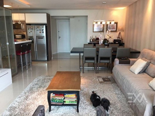 apartamento 3 suítes 2 vagas em balneário camboriú - 0739