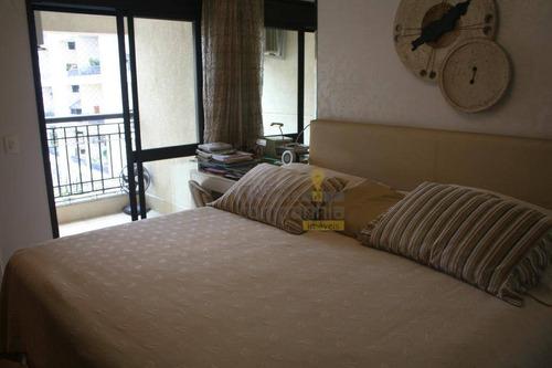 apartamento - 3 suites, 3 vagas - alto de pinheiros - ap3769