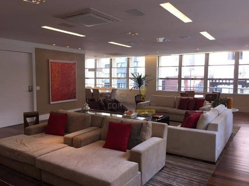 apartamento - 3 suítes, 3 vagas - higienópolis - ap5150