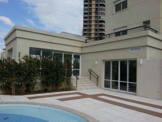 apartamento 3 suítes 3 vagas varanda gourmet 138m² locação r$6.950  shopping morumbi chácara sto. antonio são paulo - forte prime - ap38247