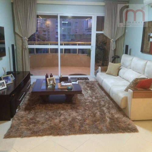 apartamento 3 suítes com lazer à venda, gonzaga, santos. - codigo: ap1930 - ap1930