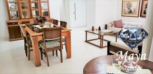 apartamento 3 suítes + escritório, 150 m² na 110 sul - 613