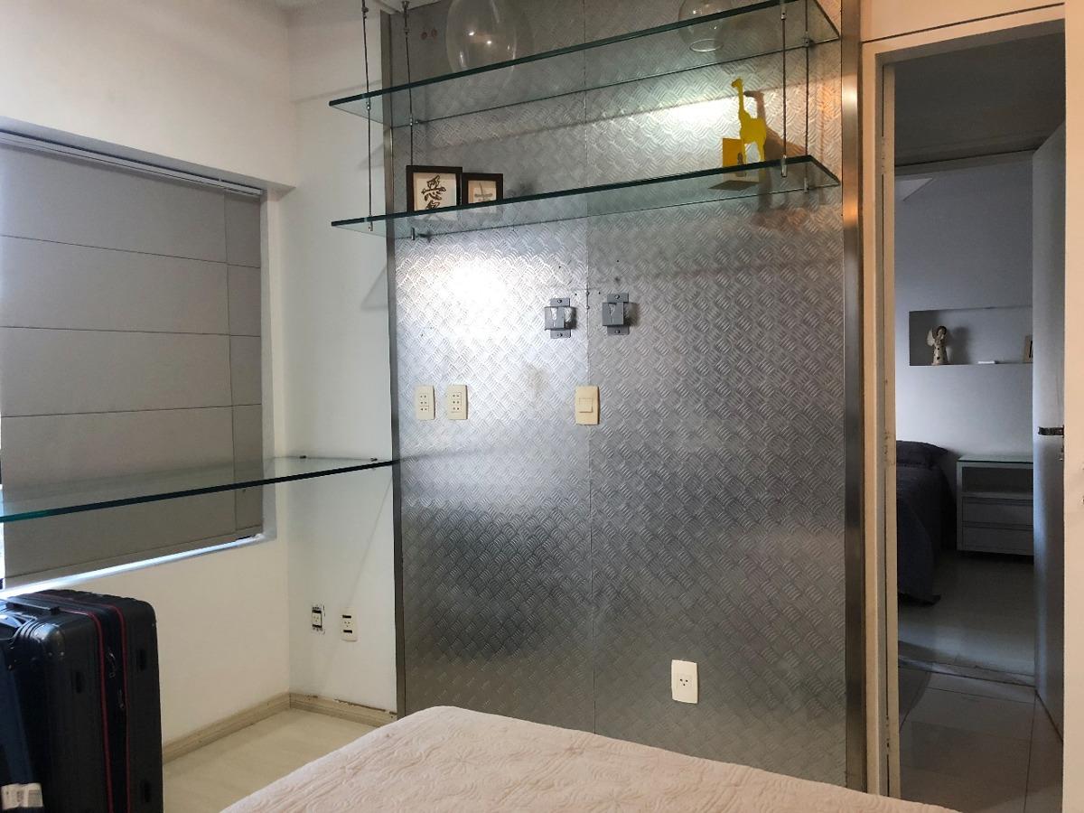 apartamento 3 suítes sendo 1 master com closet em boa viagem