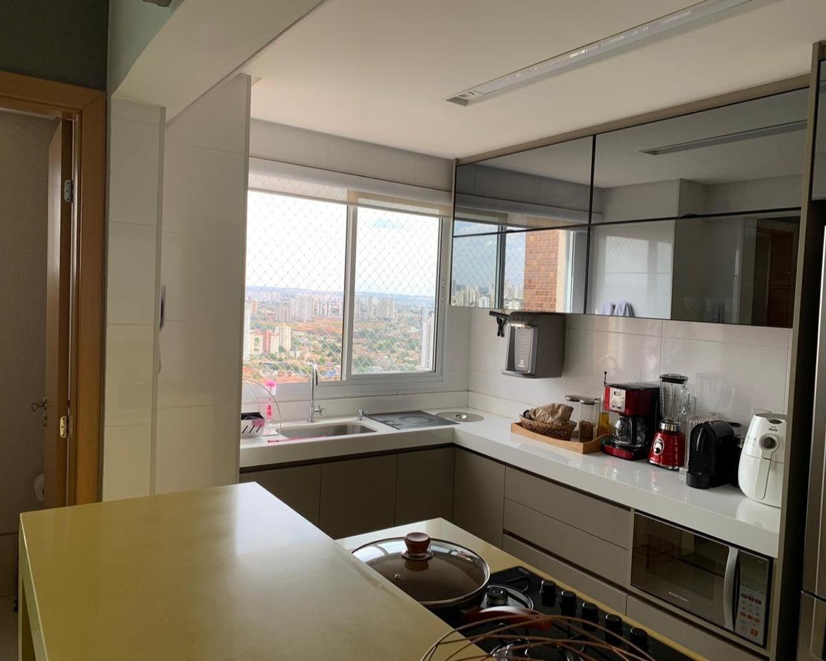 apartamento 3 suítes setor bueno - lgfr01 - 34601958