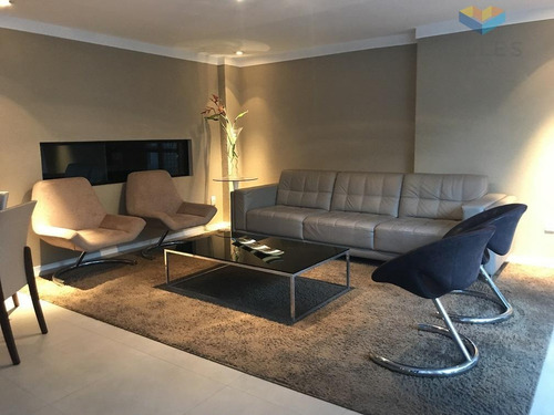 apartamento  3/4 -  2 suítes - residencial à venda, jatiúca, maceió. - ap0359