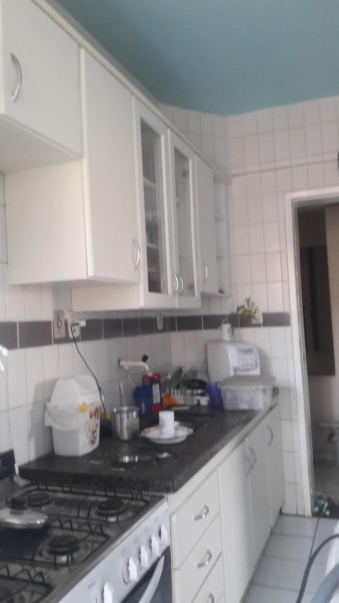 apartamento 3/4 bairro carvelas
